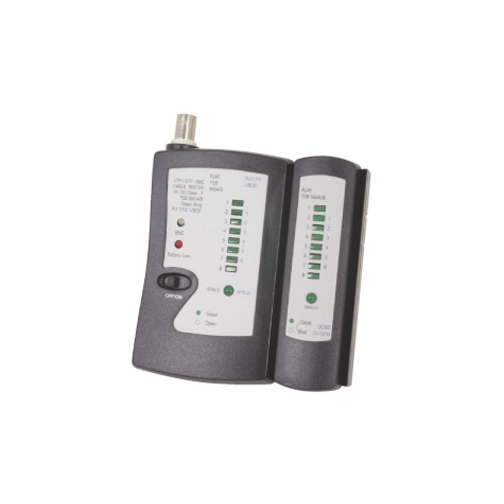 Ethernet Network Tester : Ethernet lan network cat rj cable tester ebay