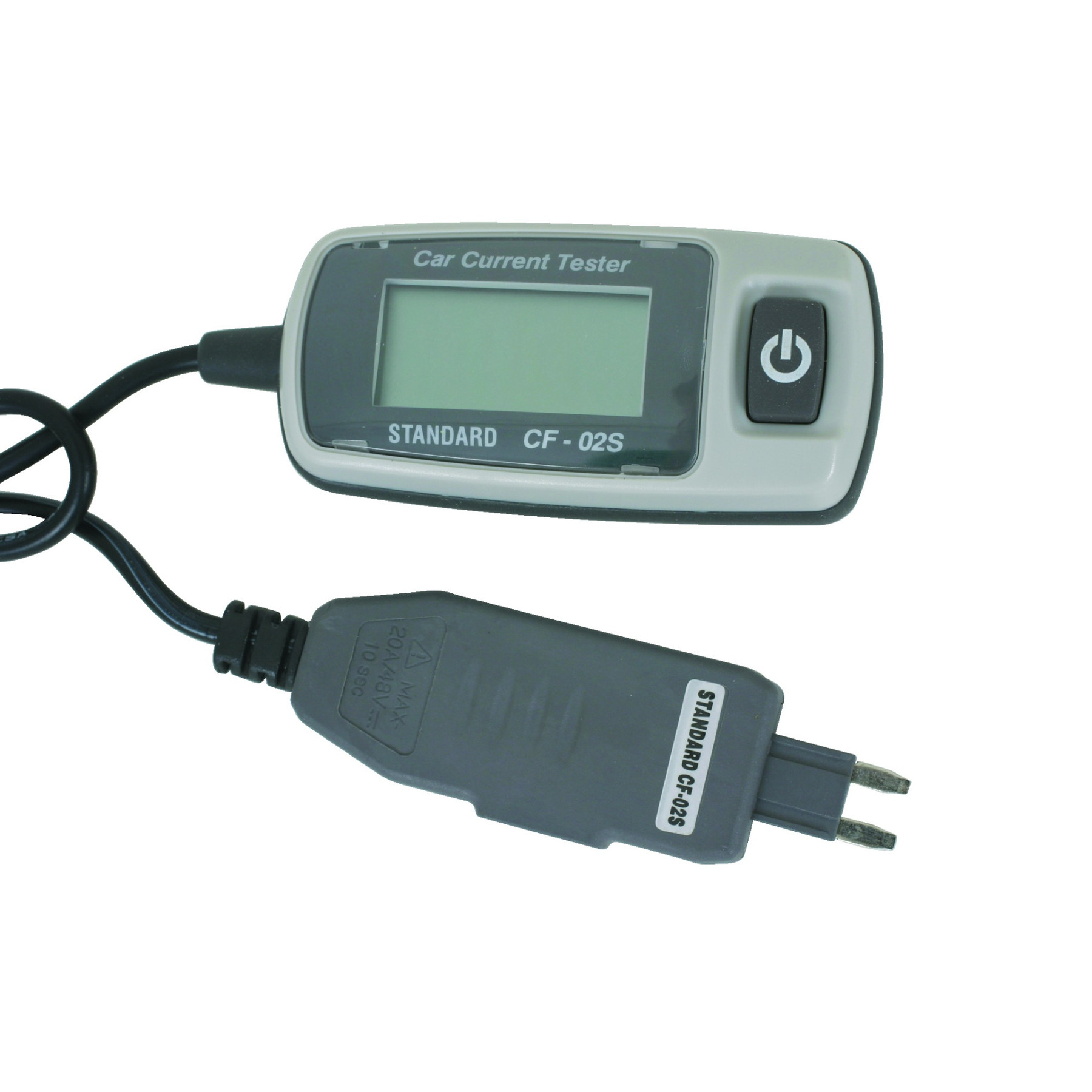 Automotive Voltage Tester : Mm automotive current tester mini circuit fuse meter