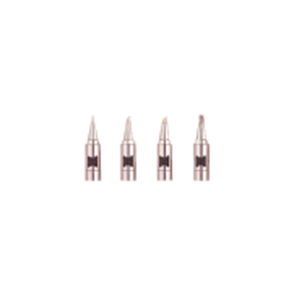 solderpro 70 gas butane soldering iron tips 4 pack new ebay. Black Bedroom Furniture Sets. Home Design Ideas