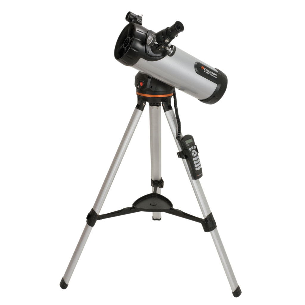 celestron star pointer finderscope how to use