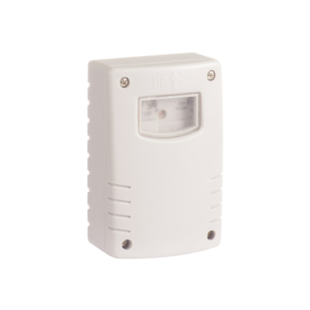 OUTDOOR WEATHERPROOF TIMER LIGHT SWITCH IP44 WHITE NEW