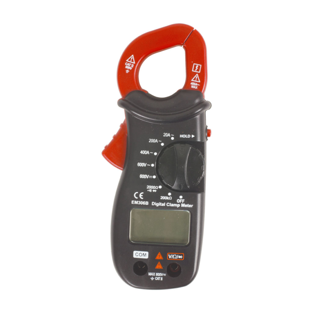 Mini Clamp Meters : Digit lcd mini clamp digital meter voltmeter new ebay
