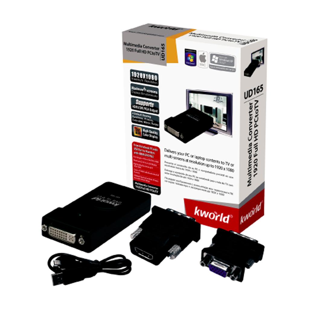 Dvi To Hdmi Adapter Tesco Vw Bluetooth Pairing Adapter Thunderbolt 3 To Thunderbolt 2 And Usb Adapter V Brake Adapter For 700c Wheel: PC USB TO HDMI DVI HDTV VIDEO CONVERTER ADAPTER BOX NEW