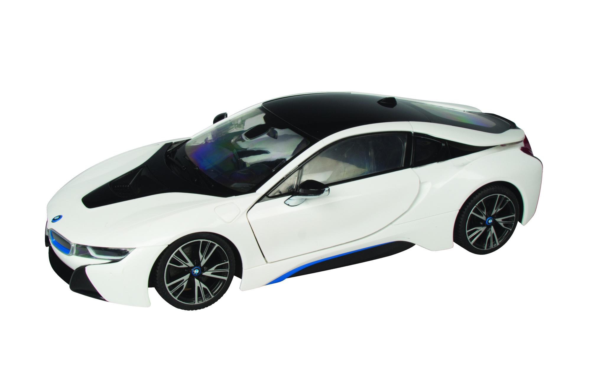 Avigo Bmw I8 >> BMW i8 1:14 Remote Control Car Toy with Opening Doors | eBay