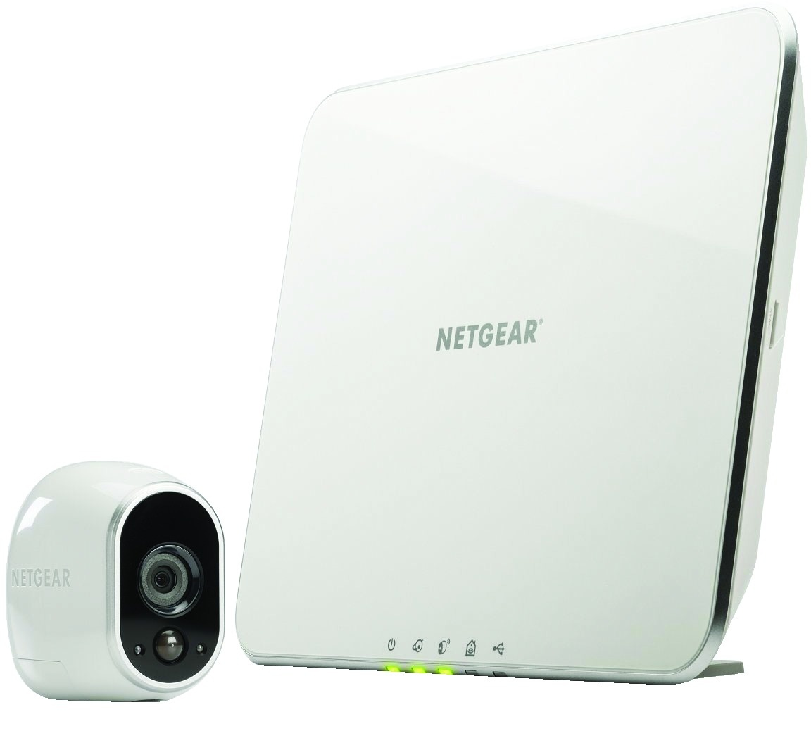 Netgear Arlo Single Hd Home Security Camera Kit 100