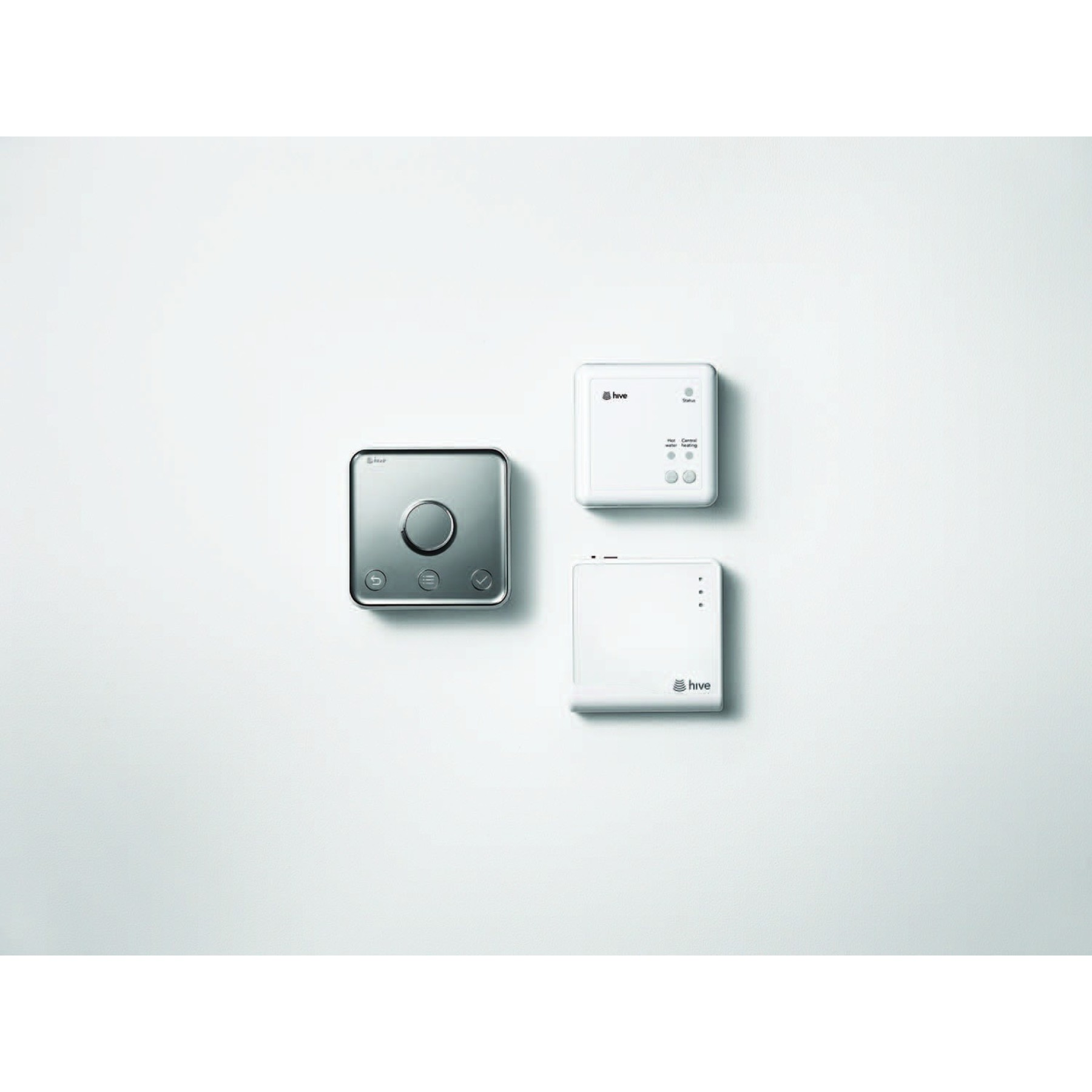 hive active wireless heating multizone thermostat no. Black Bedroom Furniture Sets. Home Design Ideas