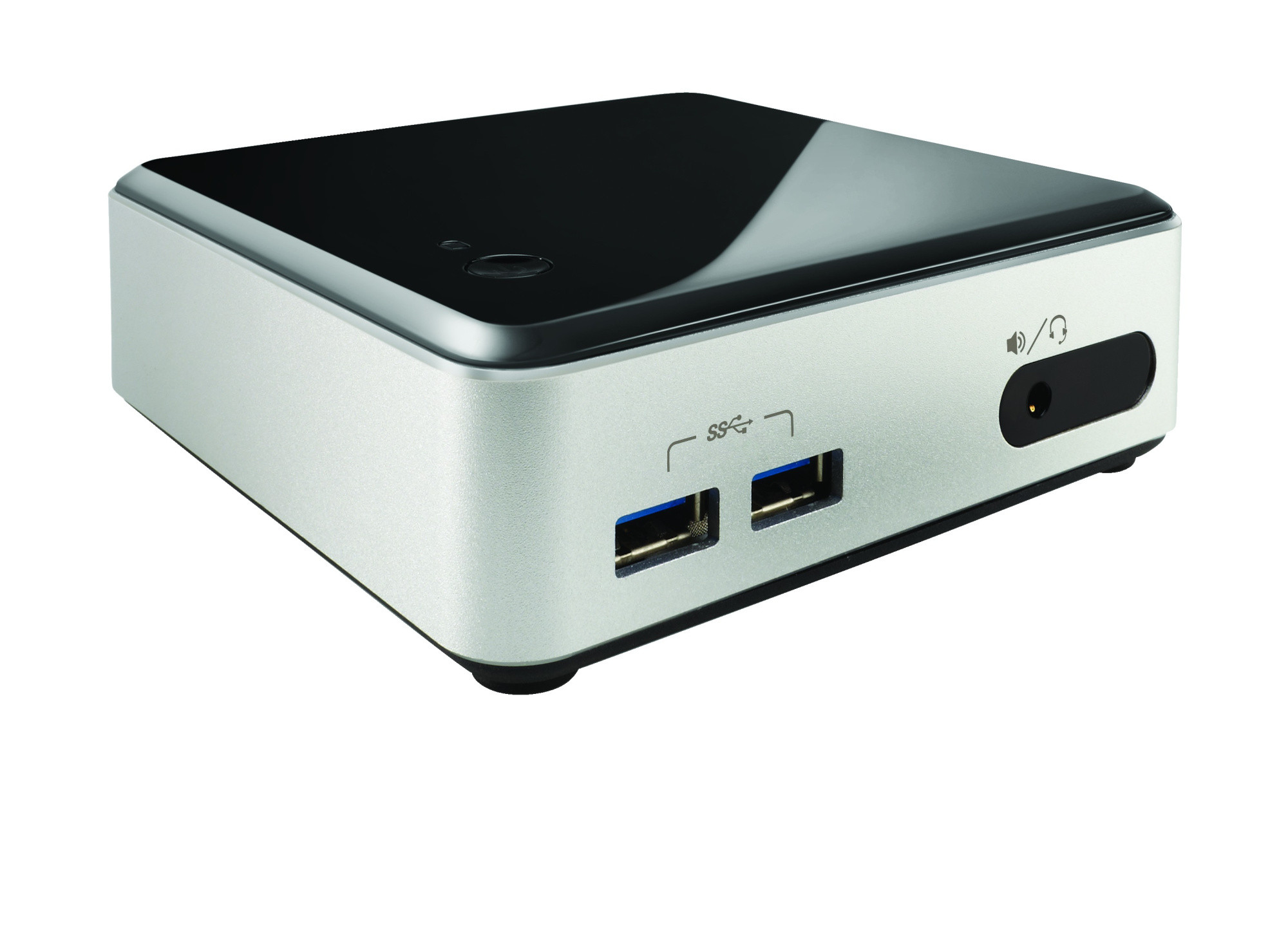 intel nuc d54250wyk3 msata i5 haswell barebone mini pc ebay. Black Bedroom Furniture Sets. Home Design Ideas