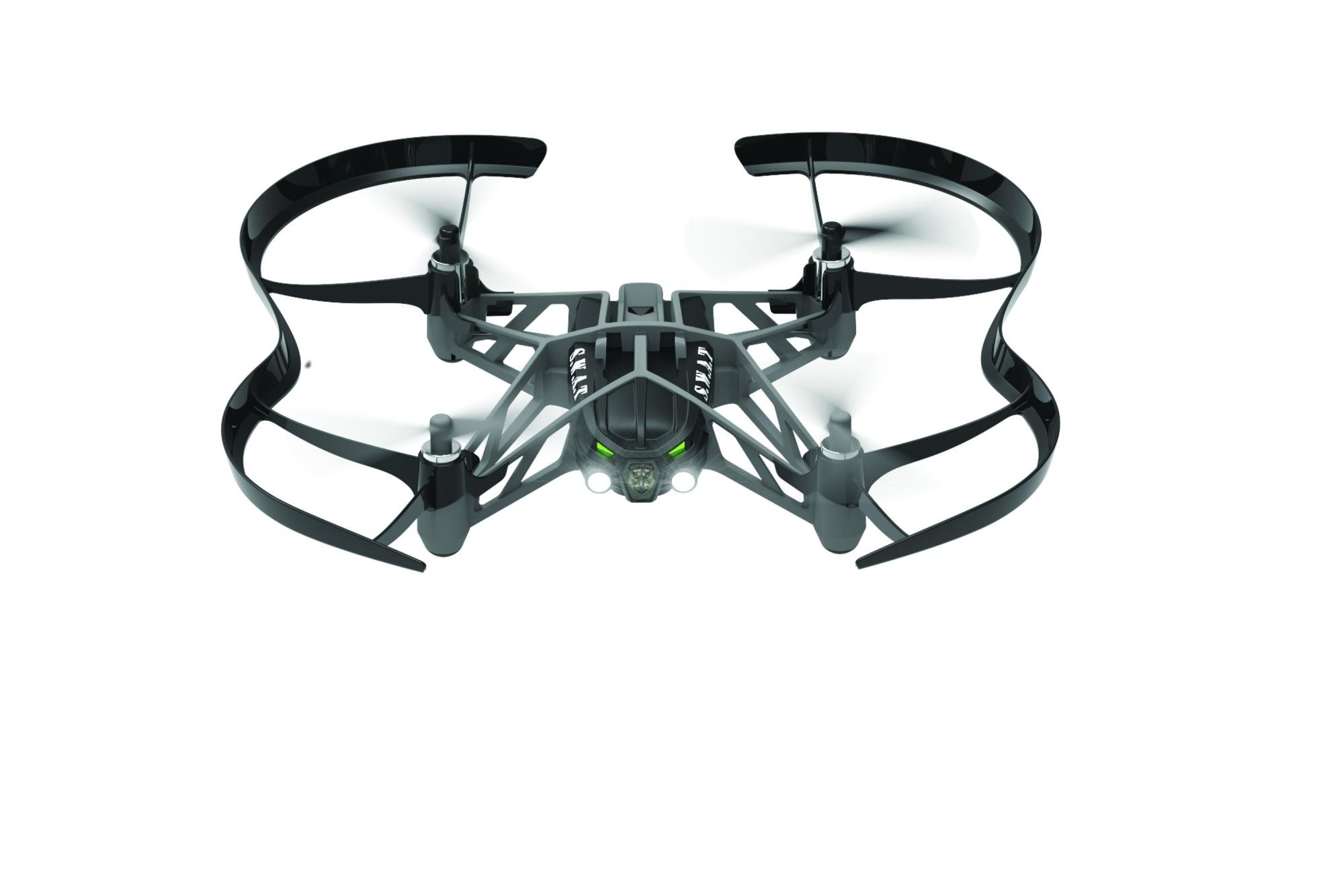 parrot airborne night mini drone swat ebay. Black Bedroom Furniture Sets. Home Design Ideas