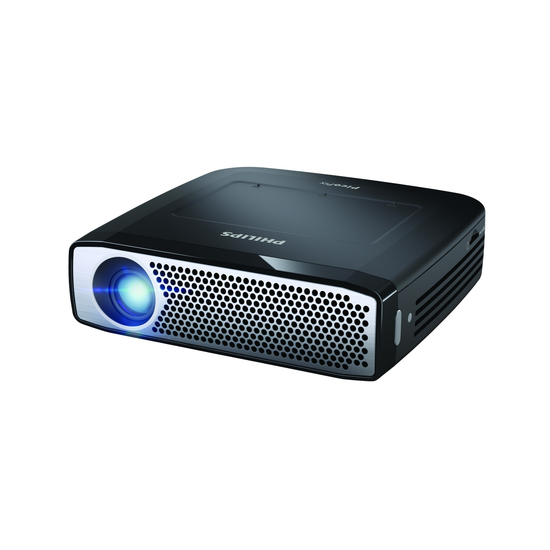 Philips picopix ppx 4935 led 1280x720 pocket projector for Best pocket projector for presentations