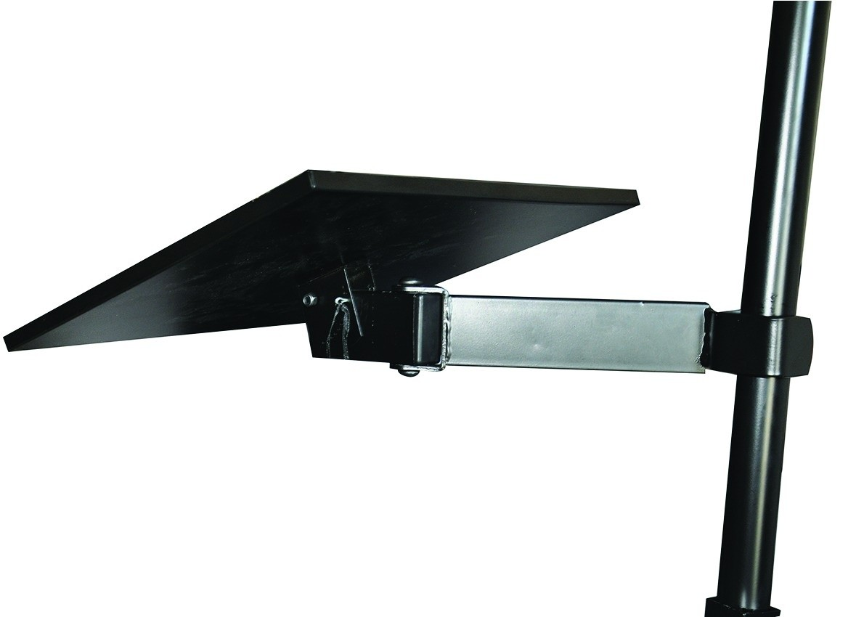 Novopro Laptop Tray Mount Clamp Holder Universal Shelf