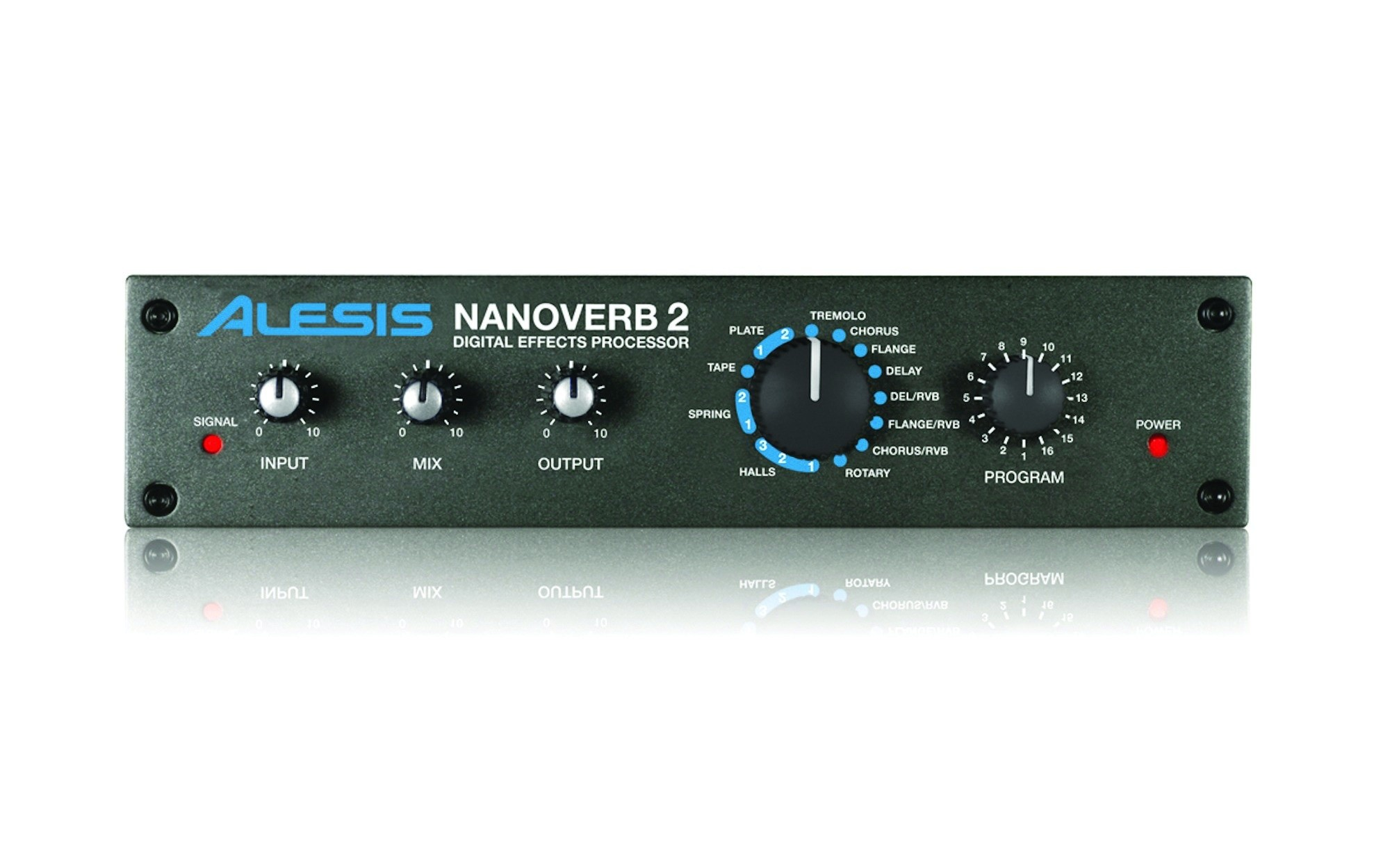 alesis nanoverb 2 digital sound effects processor reverb delay chorus studio ebay. Black Bedroom Furniture Sets. Home Design Ideas