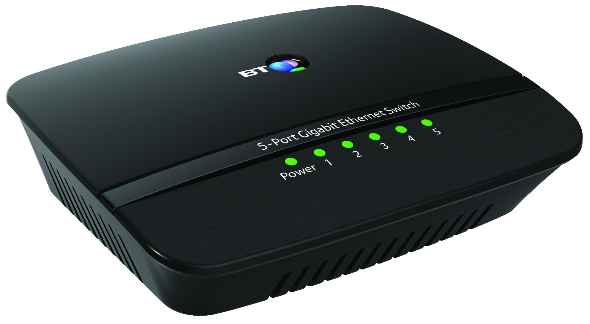 Bt Home Hub Ethernet Speeds