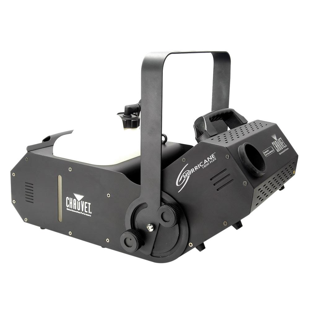 chauvet hurricane 1800 flex fog machine manual