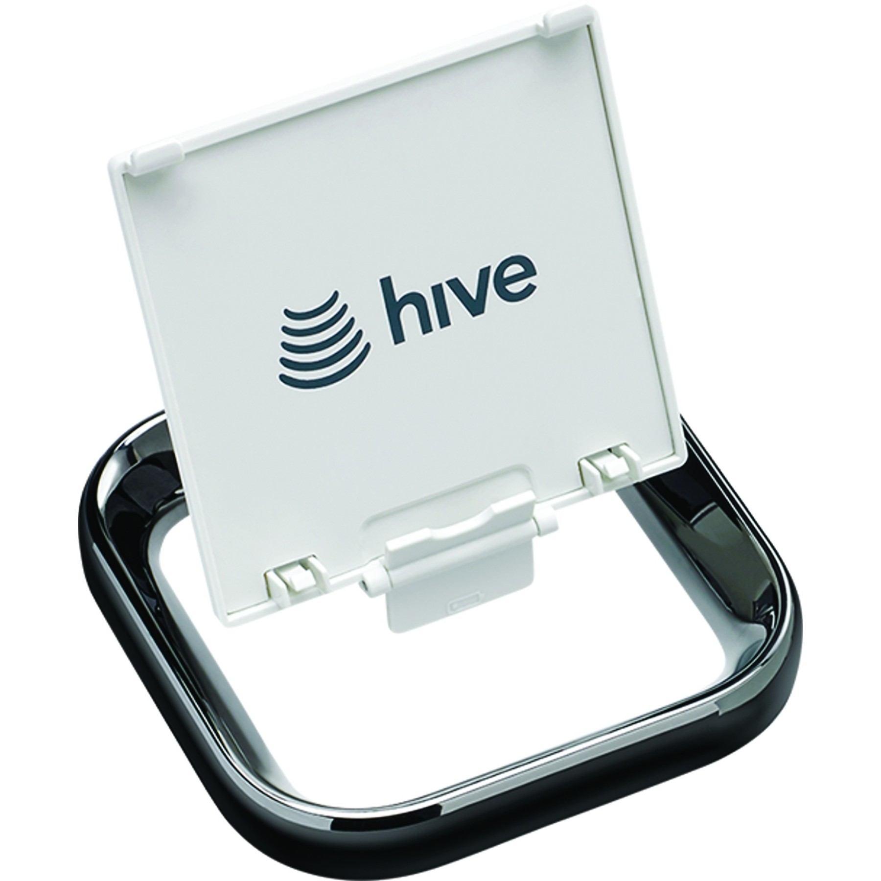 hive thermostat stand from solid zinc alloy material in. Black Bedroom Furniture Sets. Home Design Ideas