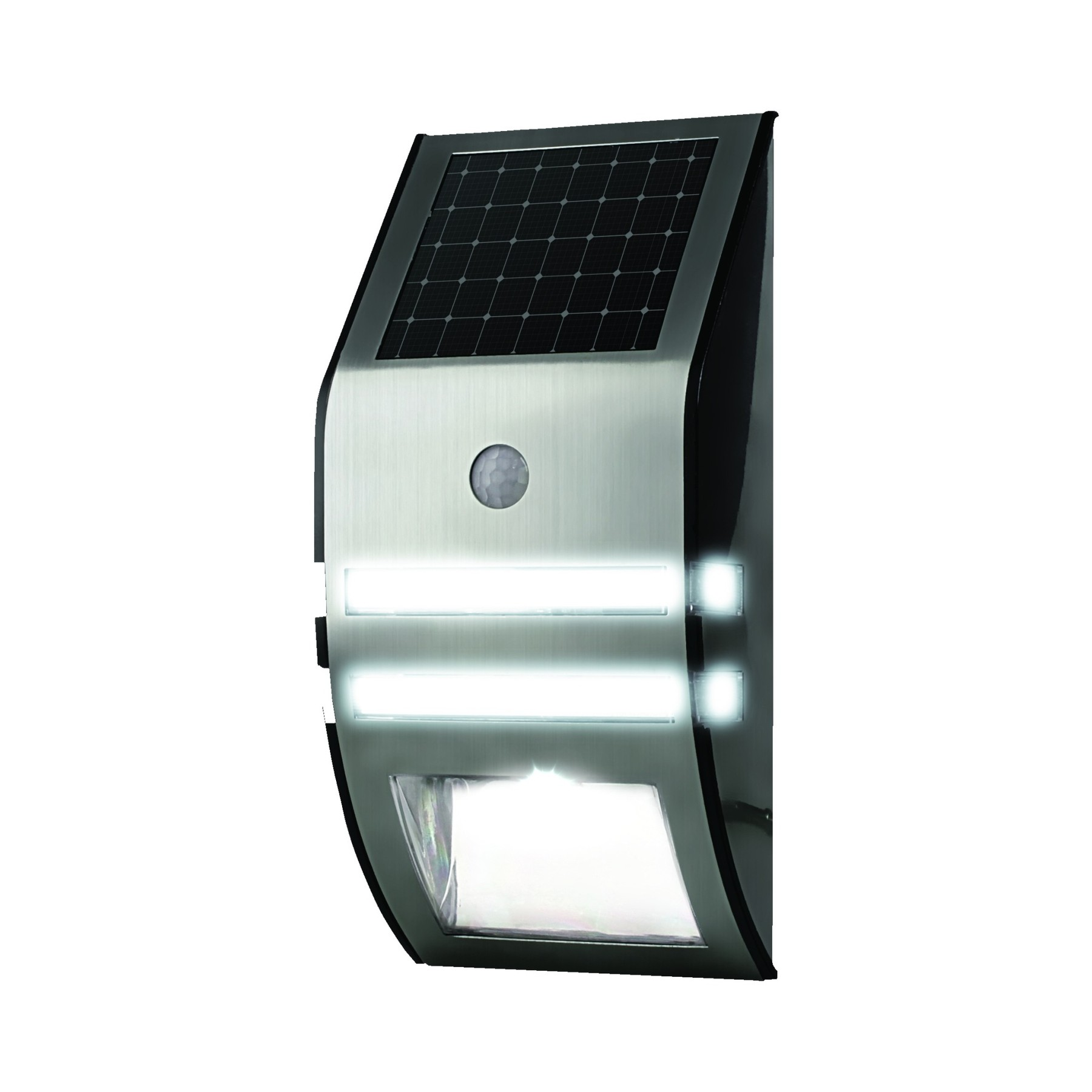 maplin motion activated solar powered sensor white light. Black Bedroom Furniture Sets. Home Design Ideas