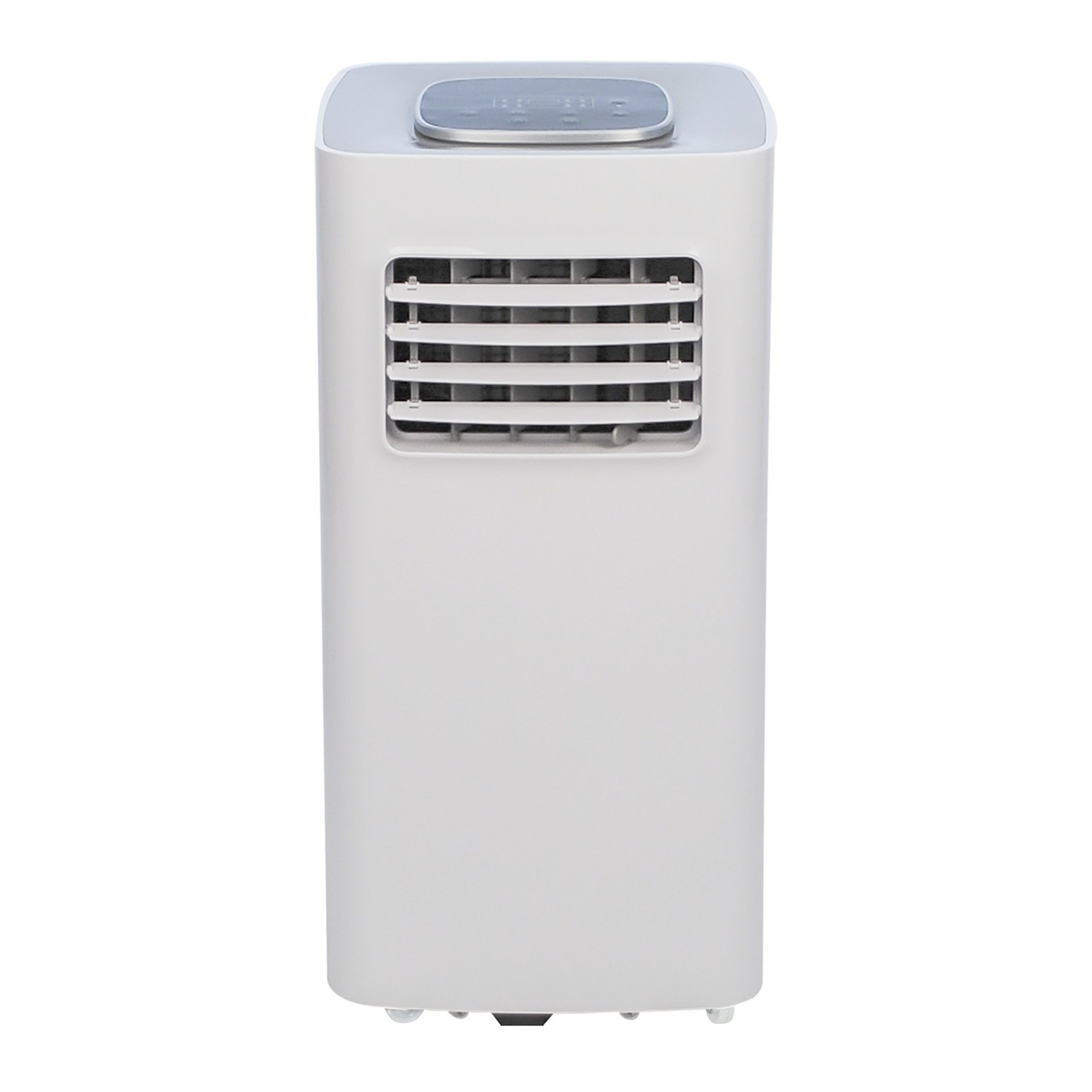 9 000 btu h 2 speed cooling portable air conditioner with remote control white ebay. Black Bedroom Furniture Sets. Home Design Ideas