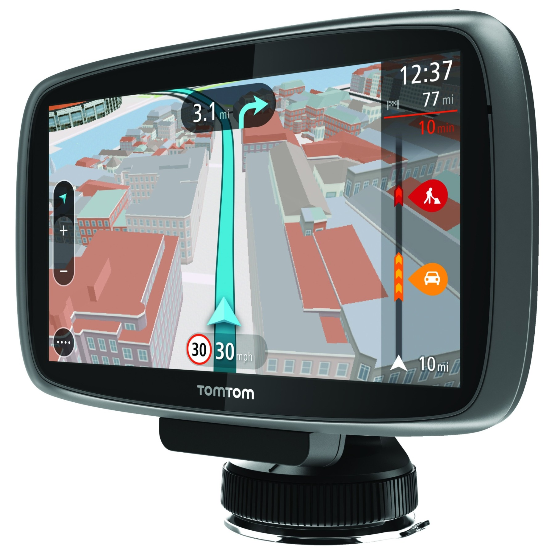 tomtom go 6000 european maps live traffic 6 capacitive touch screen new ebay. Black Bedroom Furniture Sets. Home Design Ideas