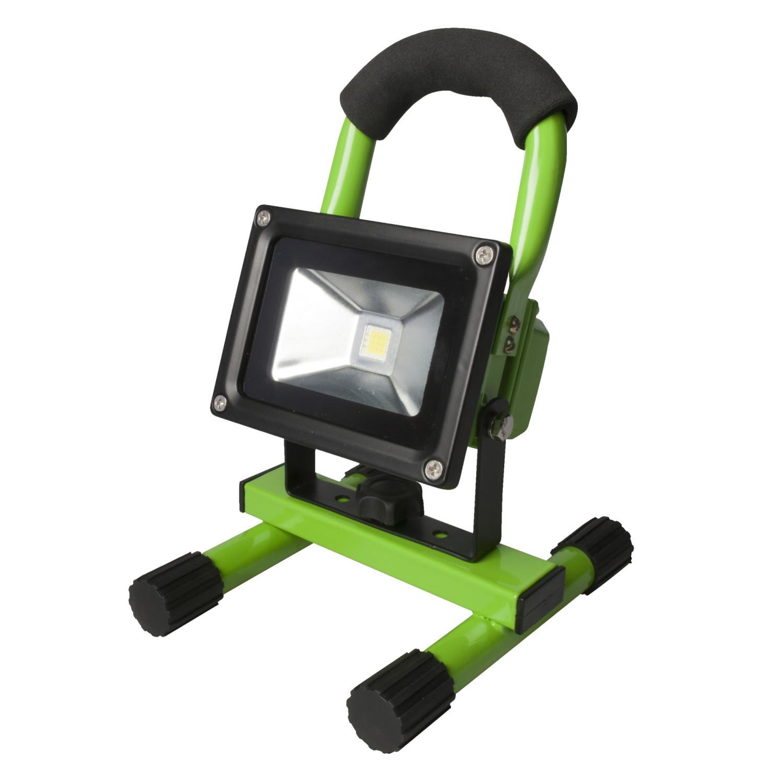 Led Lights For Domestic Garage: 10W LED 900 Lumen Work Light Waterproof High Impact