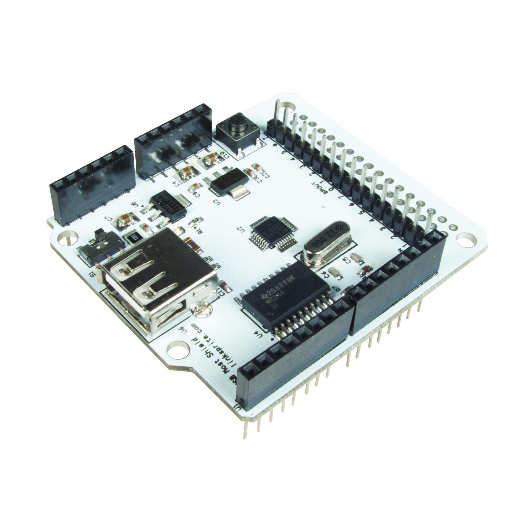 Usb host shield for arduino new ebay