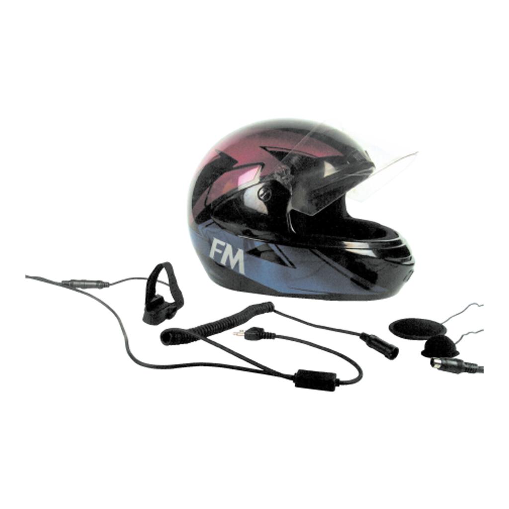 Motorcycle Helmet Microphone Speaker Car Speakers Audio