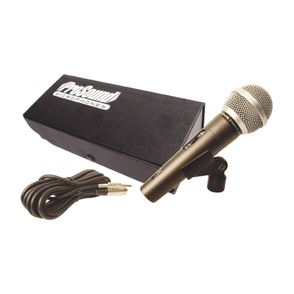 prosound professional dynamic vocal microphone mic recording studio yu37s ebay. Black Bedroom Furniture Sets. Home Design Ideas
