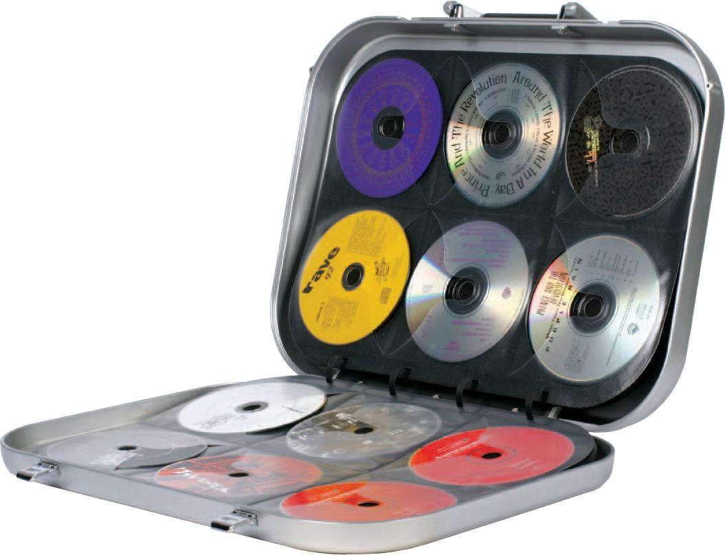 180 CD DVD PORTABLE CARRY STORAGE HARD CASE HOLDER BAG A26CU
