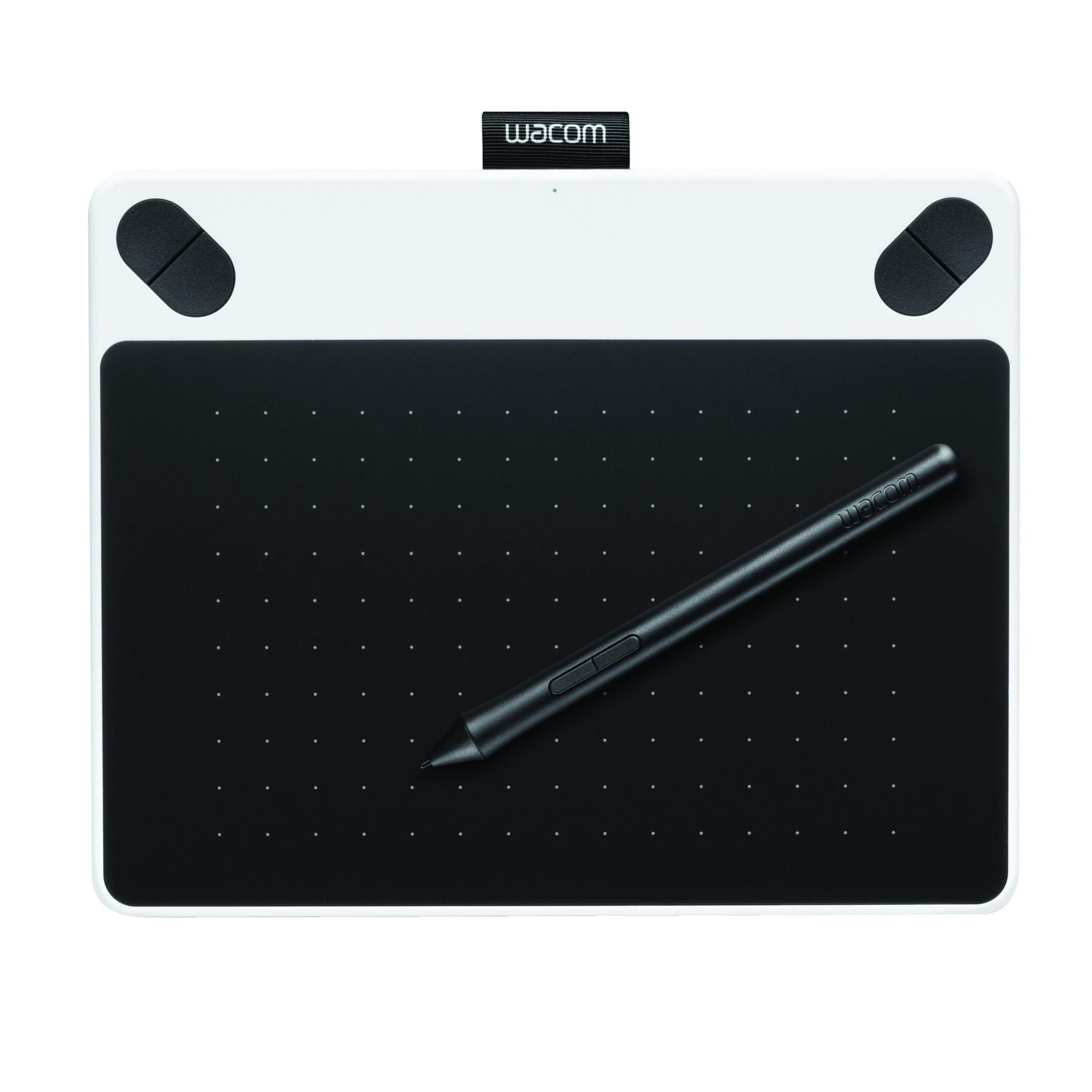 wacom tablet how to draw