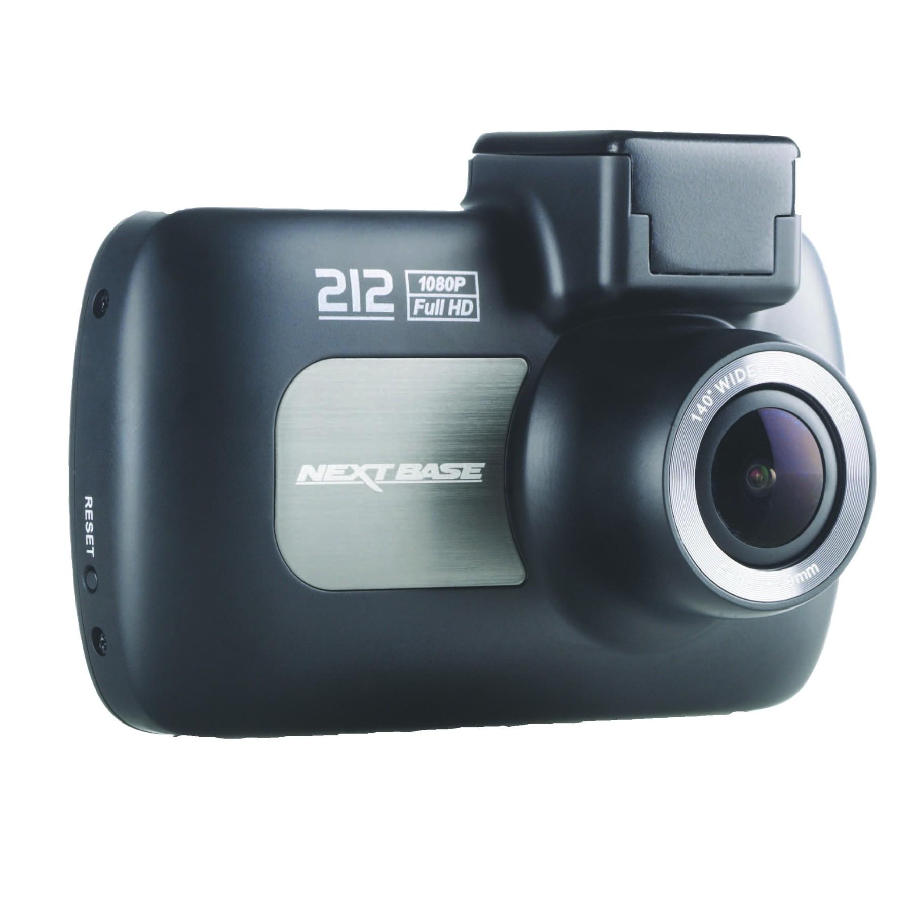 nextbase 212 lite 2 7 g sensor 1080p full hd dash cam in. Black Bedroom Furniture Sets. Home Design Ideas