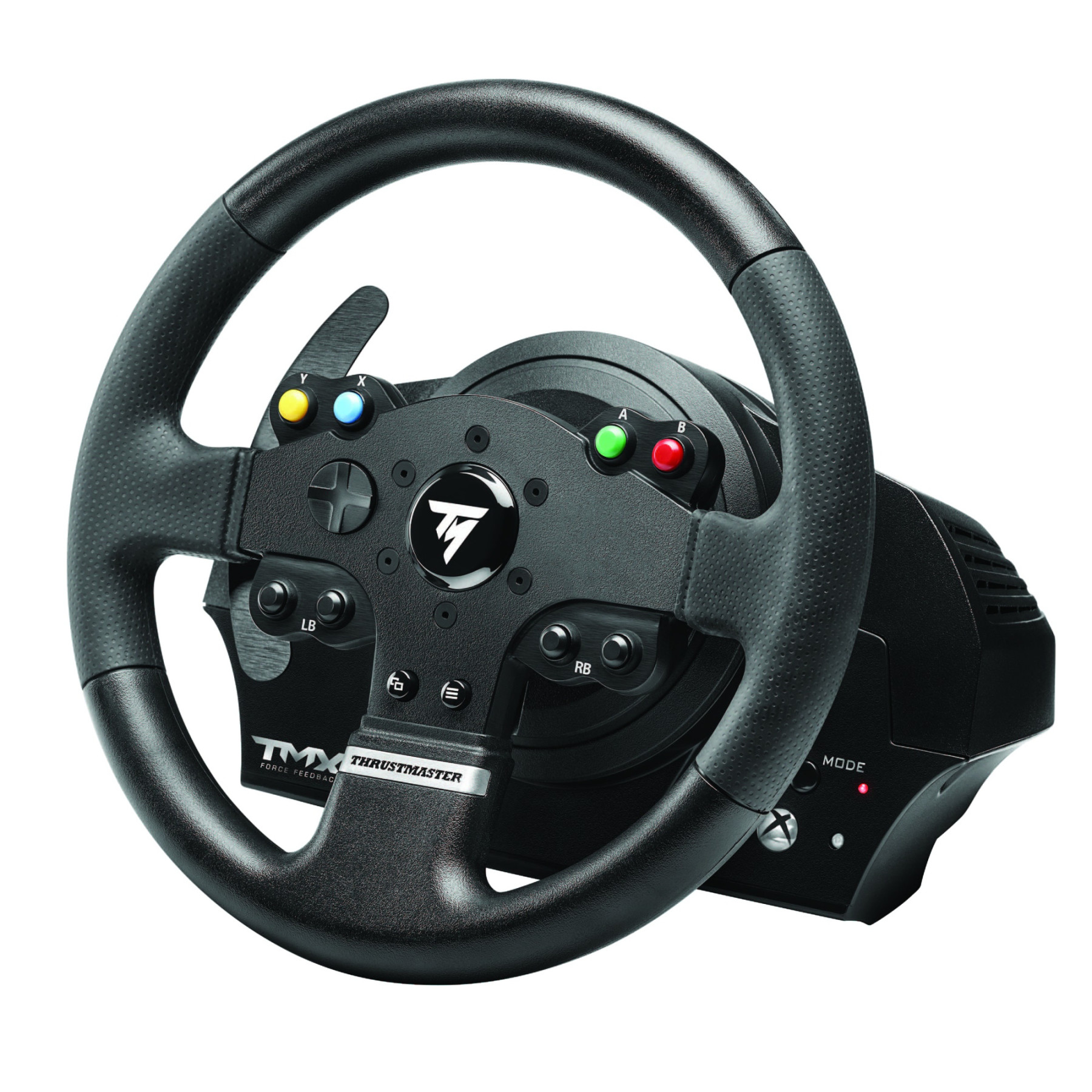 thrustmaster tmx pc xbox one racing simulator wheel and. Black Bedroom Furniture Sets. Home Design Ideas