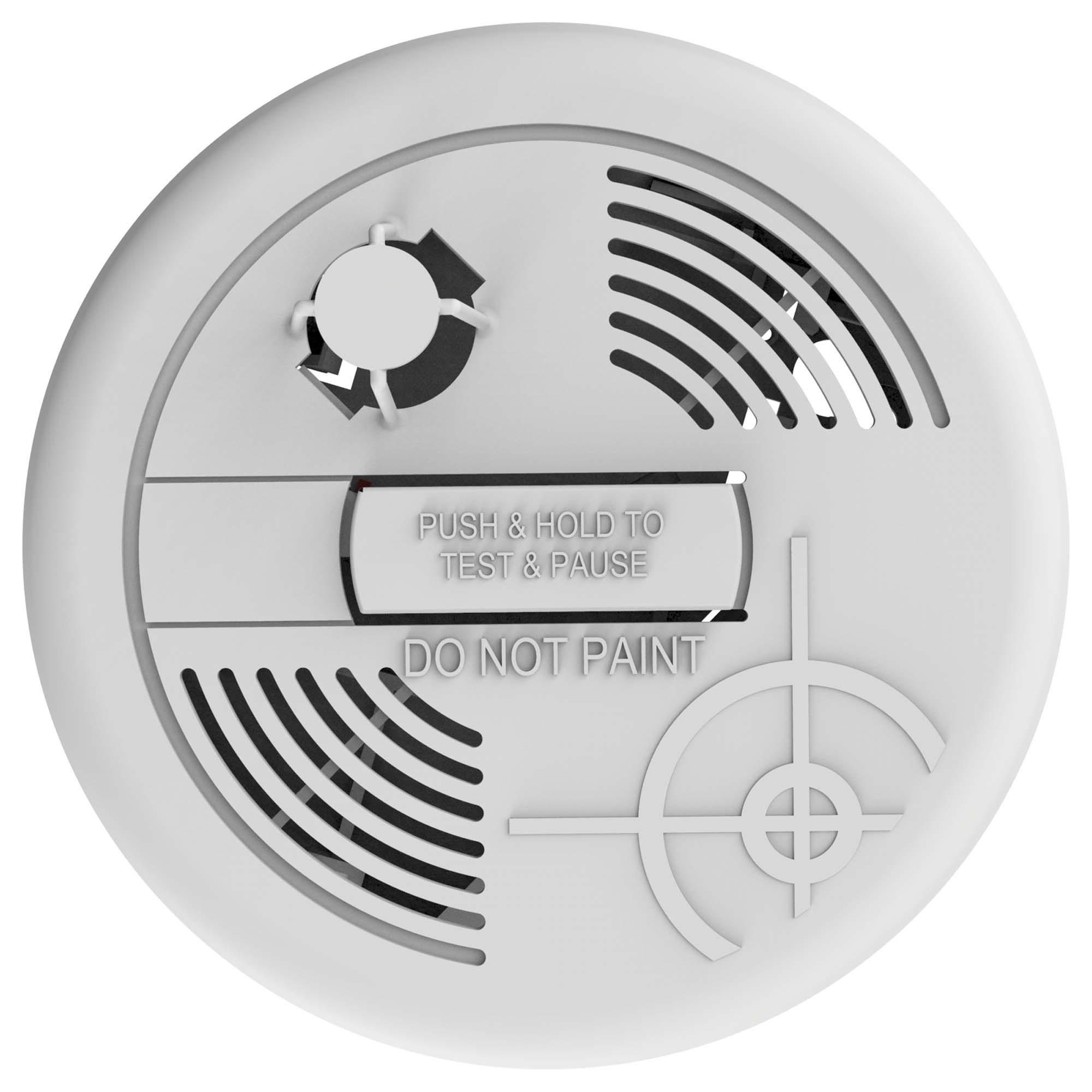 fireangel heat alarm detector siren 85db loud battery. Black Bedroom Furniture Sets. Home Design Ideas