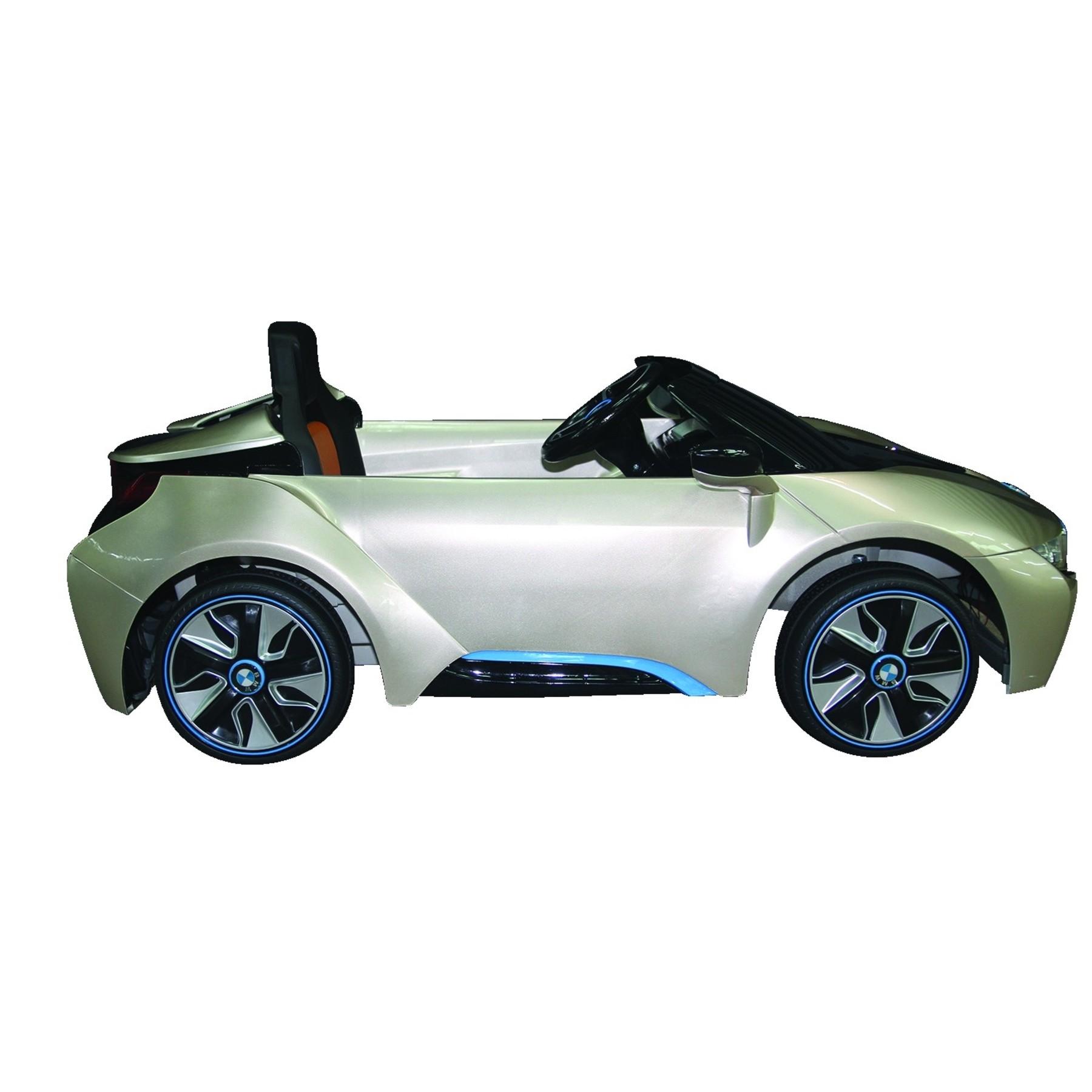12V BMW I8 Ride-On Car Kids Toy