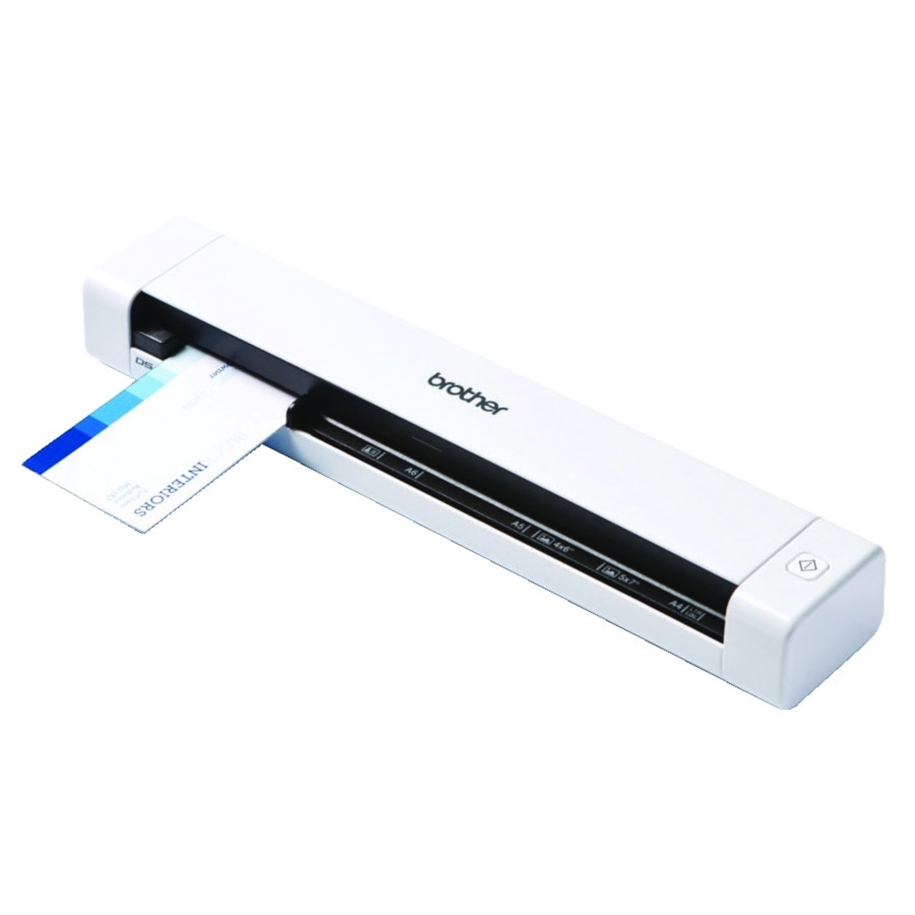 brother ds 620 mobile color page scanner - brother ds620 a4 usb portable mobile document colour