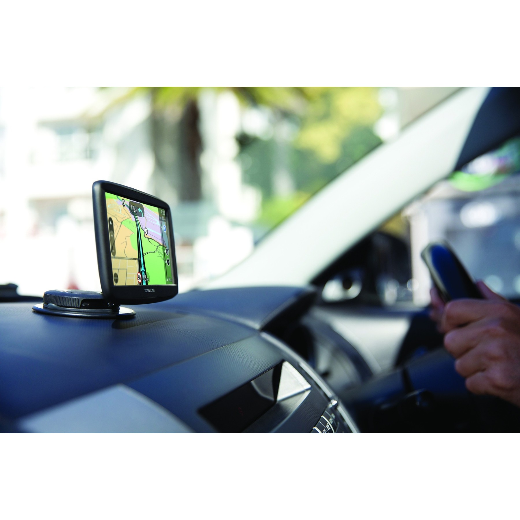 tomtom via 62 eu 6 inch screen car sat nav gps with. Black Bedroom Furniture Sets. Home Design Ideas