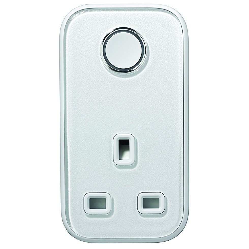 hive active 240v smart power plug for ios android. Black Bedroom Furniture Sets. Home Design Ideas