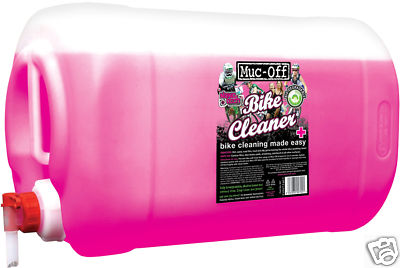 MUC OFF NANO TECH 25 LITRE ALLOY WHEEL CLEANER +TAP Enlarged Preview
