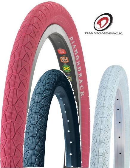 DIAMONDBACK FREESTYLE SKINWALL BMX BIKE TYRE 20