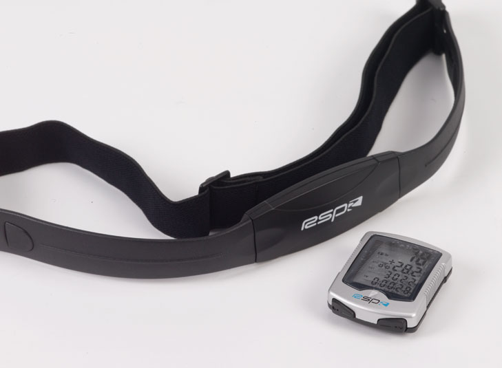 RSP 22 FUNCTION CYCLE COMPUTER HEART RATE MONITOR Enlarged Preview