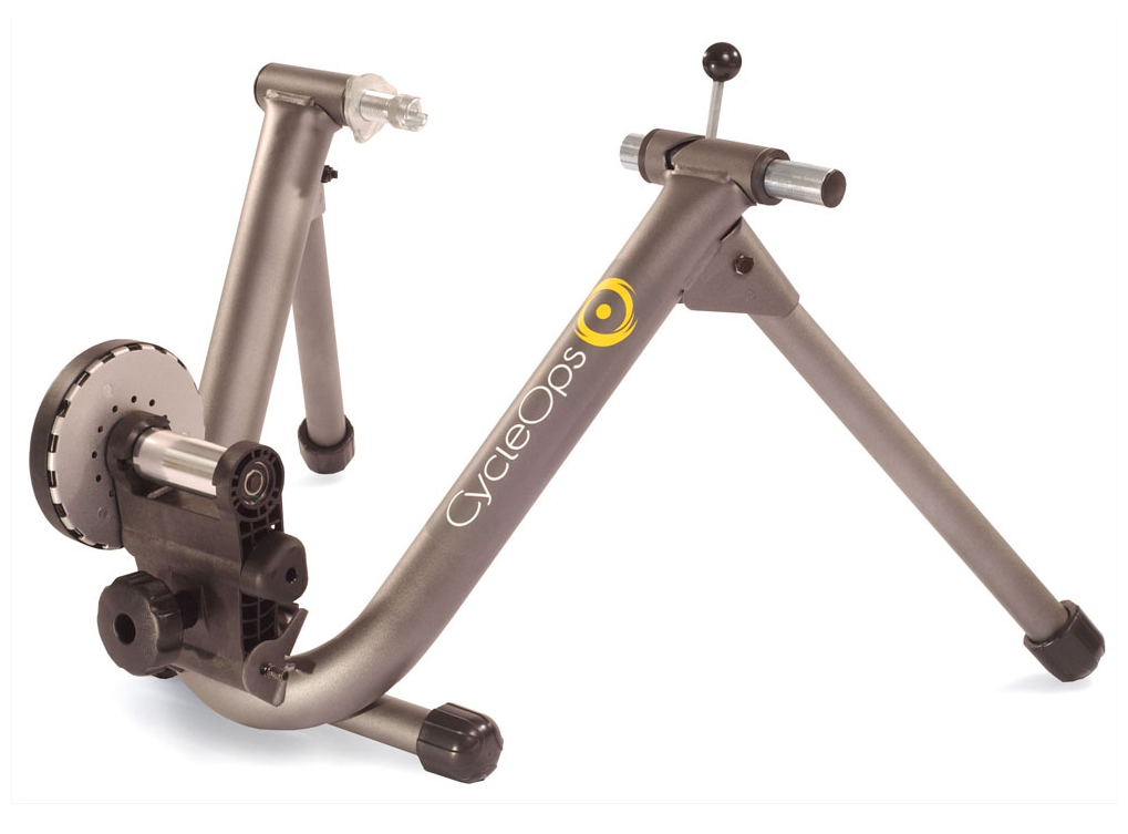 CYCLEOPS MAG FOLDING INDOOR CYCLE CYCLING TURBO TRAINER ...