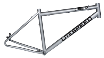 LITESPEED OBED TITANIUM MOUNTAIN BIKE FRAME Enlarged Preview