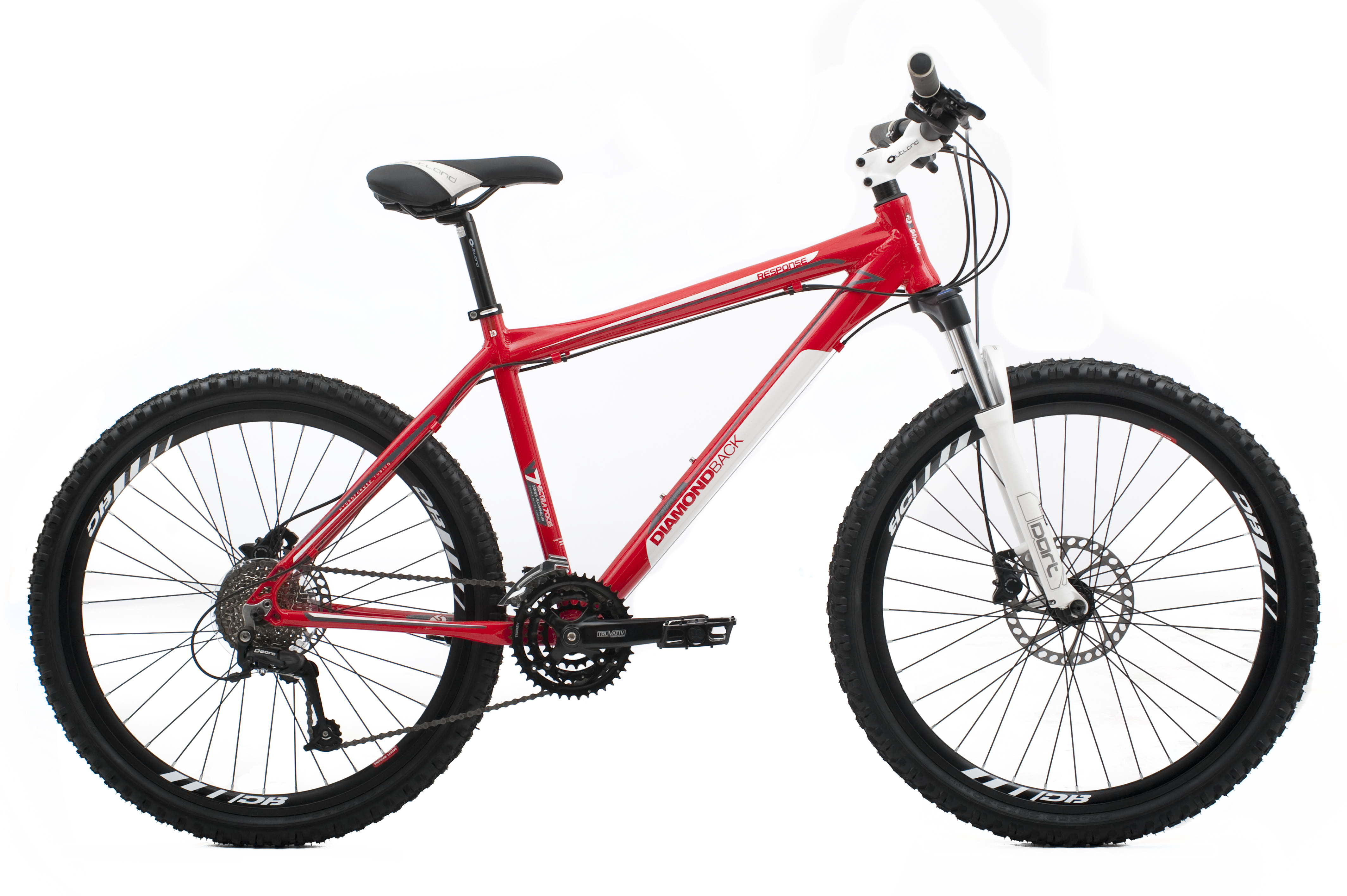 2011 DIAMONDBACK RESPONSE MENS MOUNTAIN BIKE RRP £550 ROCKSHOX HYDRAULIC BRAKES Enlarged Preview