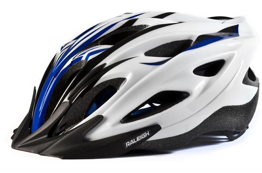 RALEIGH-URBAN-MENS-CYCLE-BIKE-BICYCLE-HELMET-MOUNTAIN-BIKE-ROAD-HELMET-INMOLDED