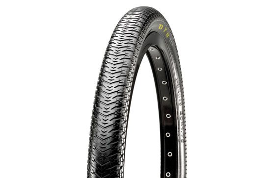MAXXIS DTH ARAMID 20 X 1.95 BMX BIKE TYRE Enlarged Preview