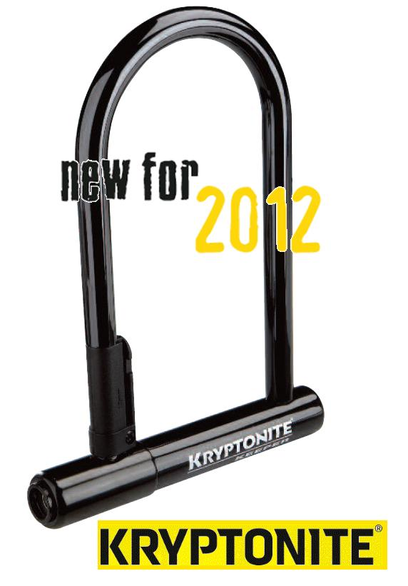KRYPTONITE KEEPER D LOCK BIKE CYCLE LOCK U LOCK WITH MOUNTING BRACKET Enlarged Preview