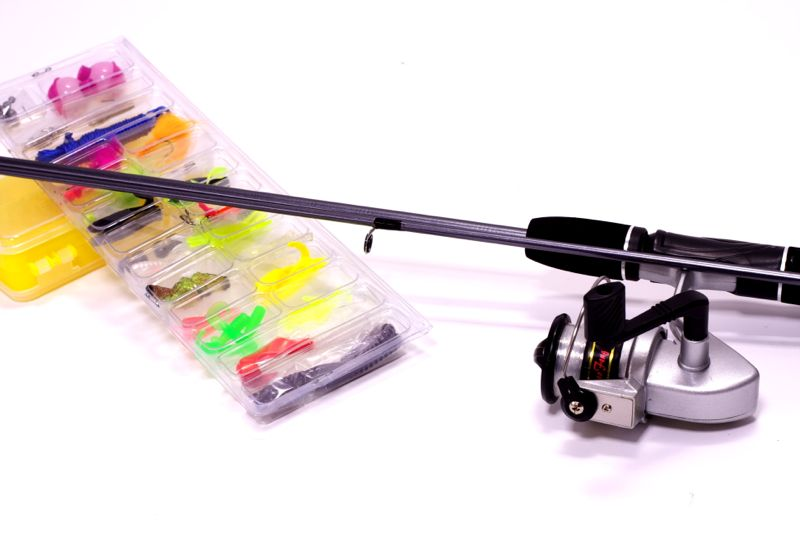 The gallery for kids fishing rod and reel for Kids fishing gear