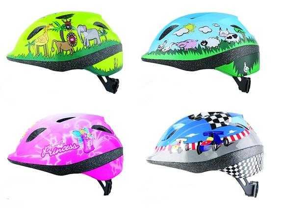 Kids Boys Girls Childs Childrens Cycle Bike Bicycle Helmet