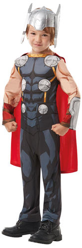 Thor Infinito Guerra chicos Elaborado Vestido Traje De Superhéroe Los Vengadores día Niños Childrens