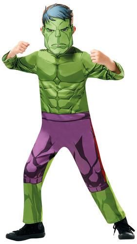 Avengers Infinity War Boys Fancy Dress Superhero World Book Day Childs Costumes