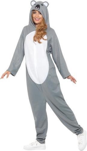 Koala Bear Adults Fancy Dress Australian Animal Mens Ladies Book Day Costume
