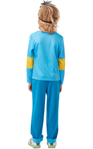Horrid Henry Boys Fancy Dress World Book Day Childrens Childs Costume Outfit