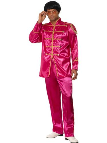 Beatles-SGT-Sergeant-Pepper-Pop-Star-1960s-Fancy-Dress-60s-Hippy-Mens-Costume